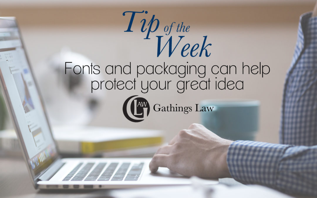Tip Of The Week: Trademarks & Small Business