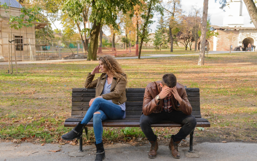 4 Tips For Staying Calm Throughout The Divorce Process