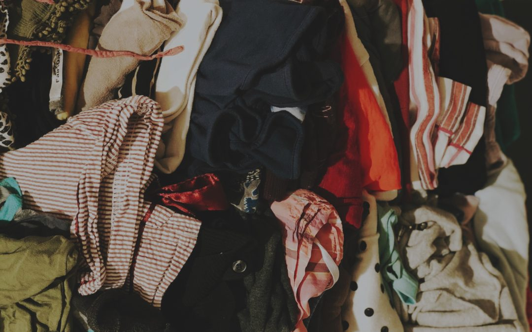 Clothing Drive For Poverty Awareness Month